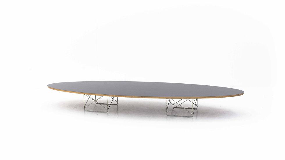 Charles & Ray Eames Elliptical Table ETR von Herman Miller