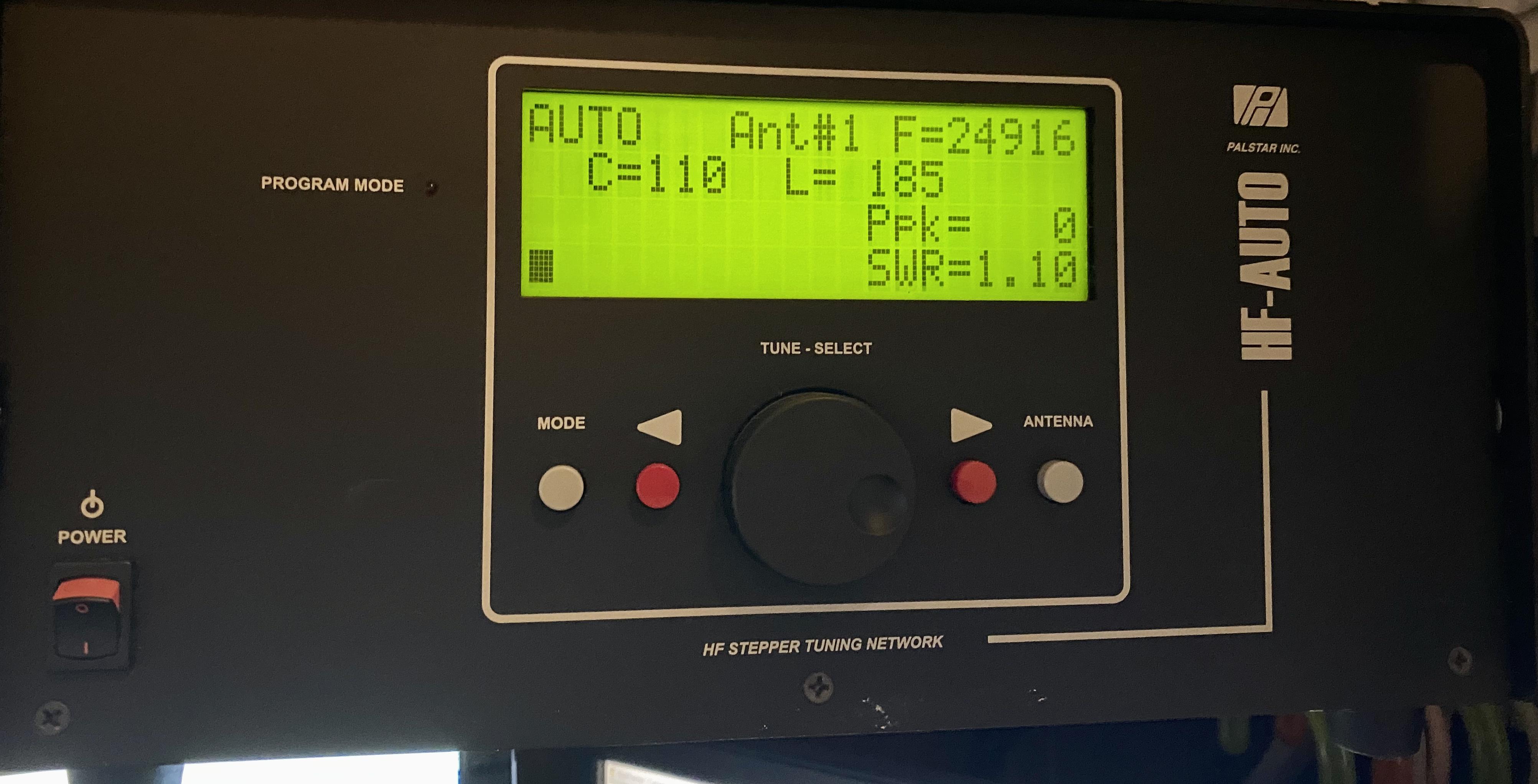 Palstar HF Autotuner
