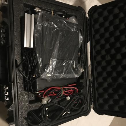 Yaesu 897 Case