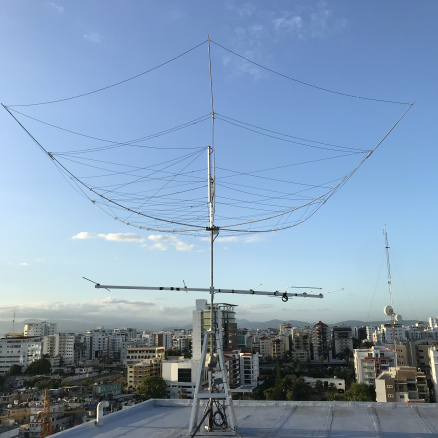 Antenna Set up