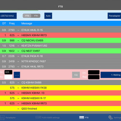SDR for iOs FT8