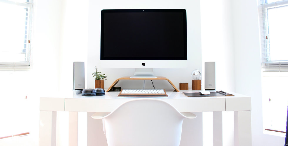 Per Home Office effizient arbeiten