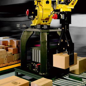 Mixed Palletizing System