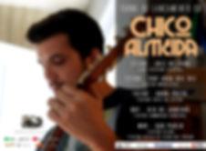 Turnê CD Chico Almeida