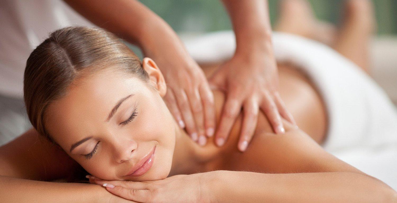 Raindrop Massage (75 min)