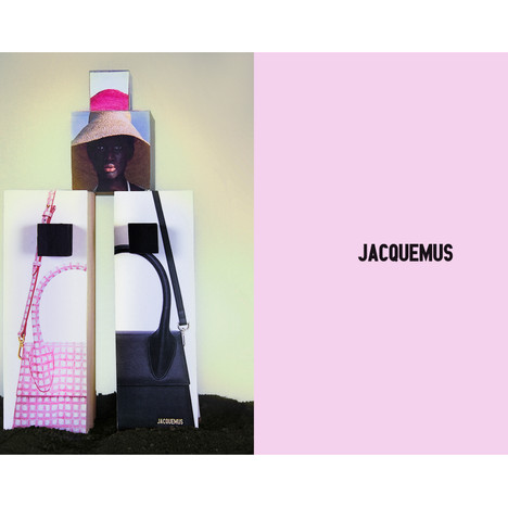 jacquemus x  lauren kessler creative direction