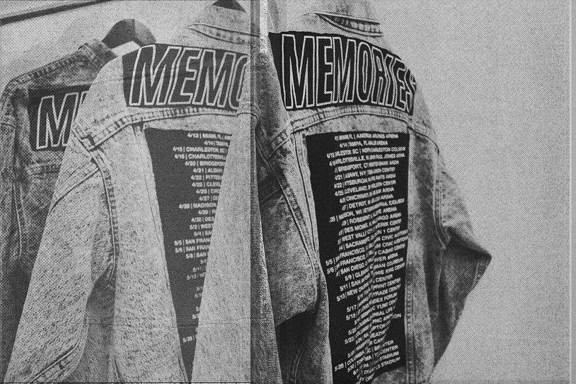 LAUREN KESSLER X THE CHAINSMOKERS MEMORIES TOUR