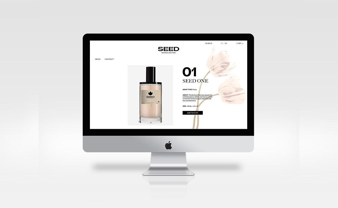 seed web