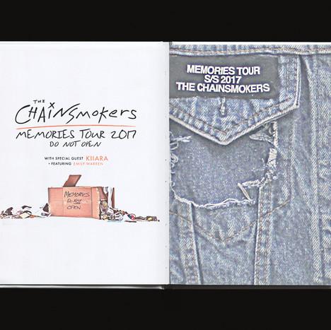 lauren kessler creative direction x the chhainsmokers
