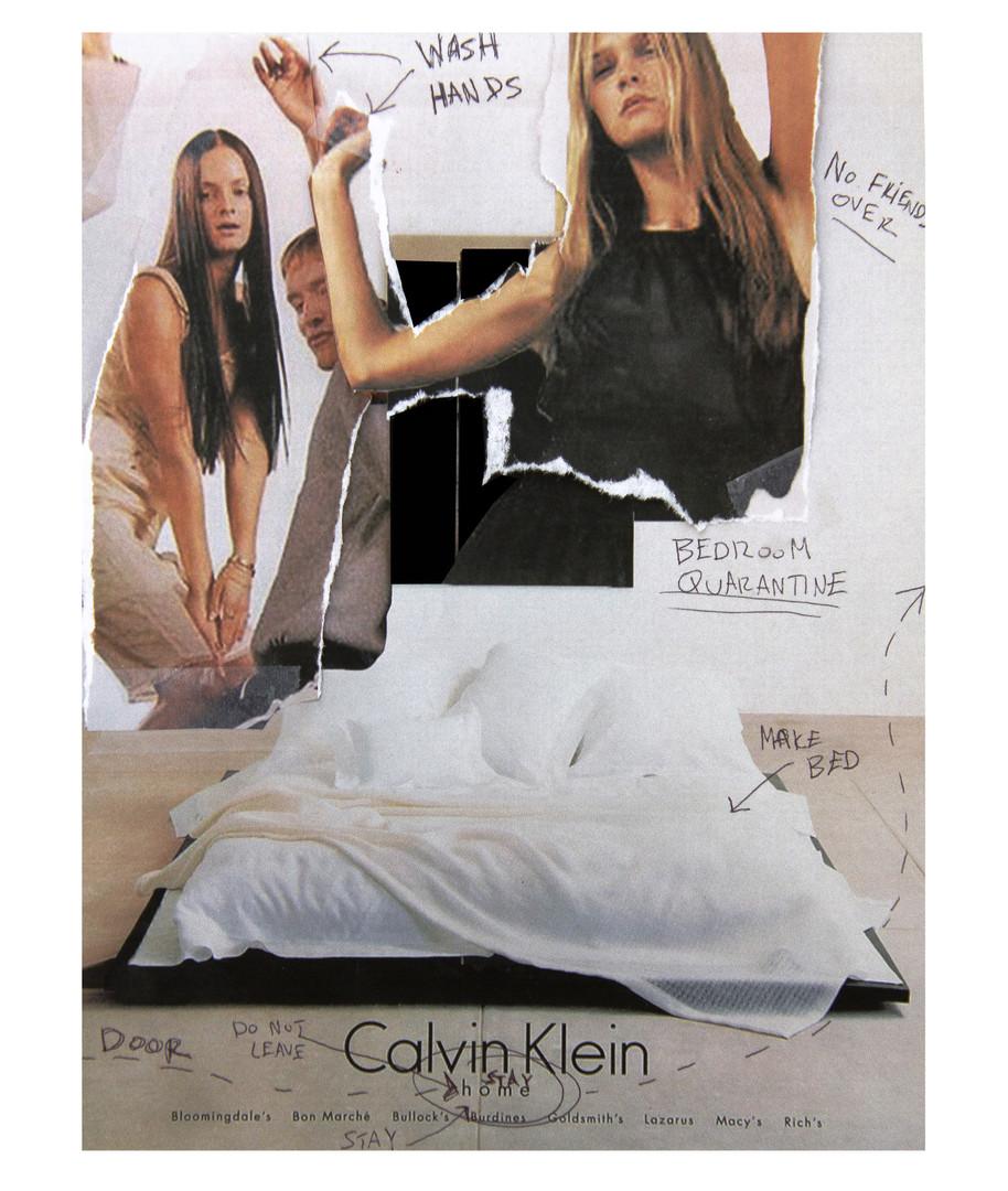 LAUREN KESSLER X CALVIN KLEIN