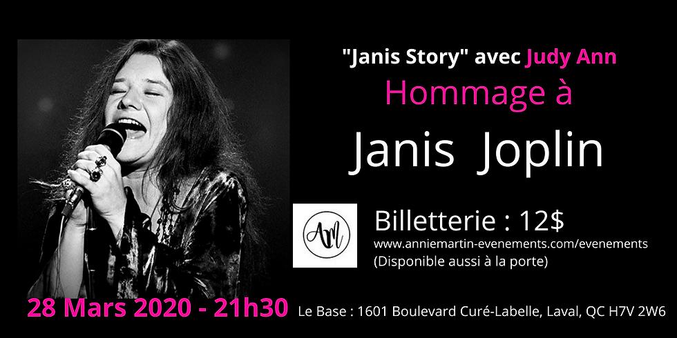 Janis Joplin (Hommage)