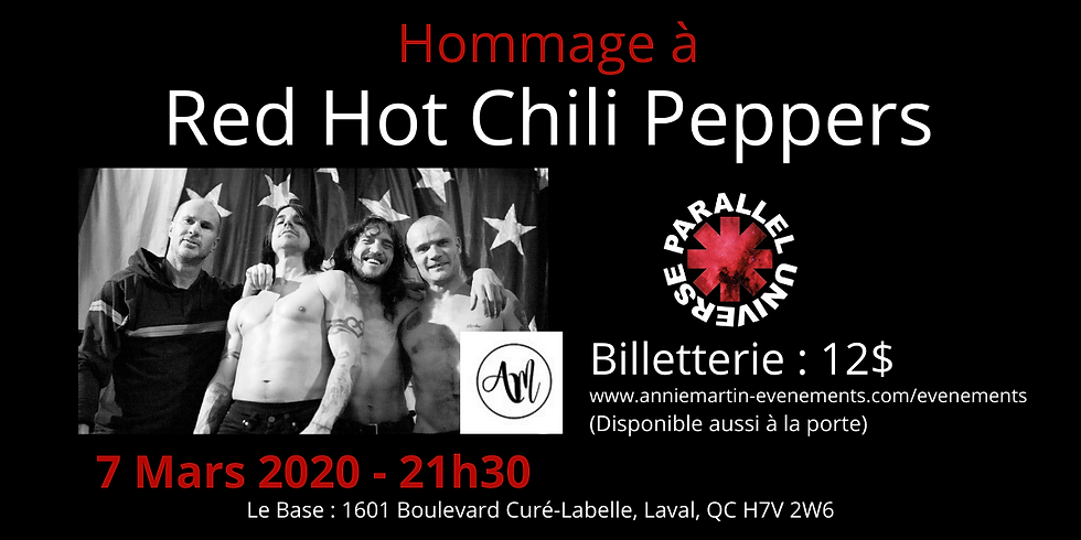 Red Hot Chili Peppers (Hommage)