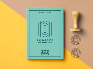 Passaporte de Museus