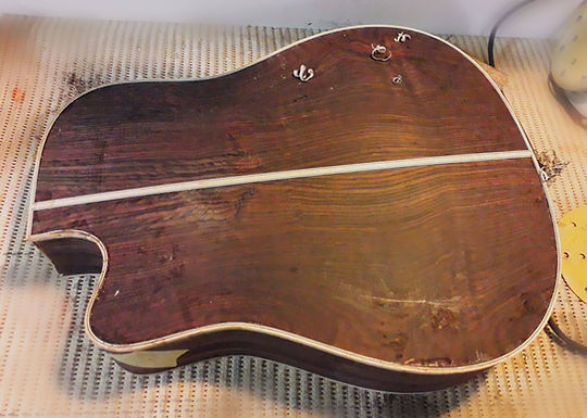 Our New Batch of Handcrafted Instruments