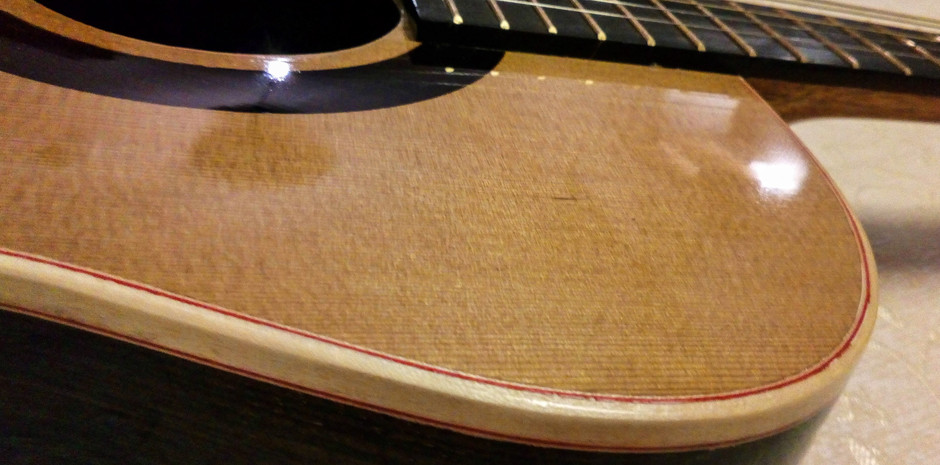 Handmade Rosewood OM Guitar