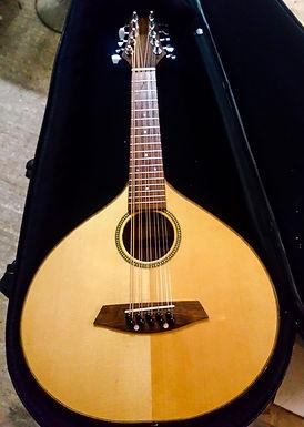 Thomas Buchanan 10 String Mandolin Soundboard Replacement