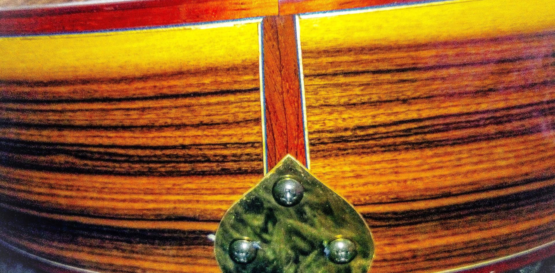 Irish Handmade Octave MandolinIrish Handmade Octave Mandolin