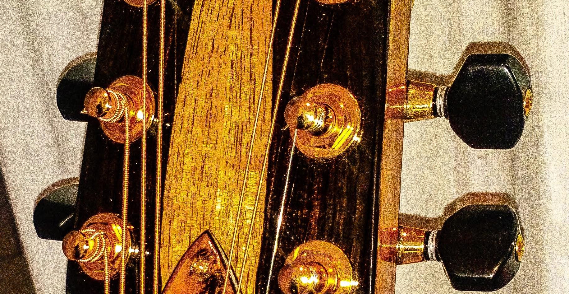 Irish Handmade Octave Mandolin