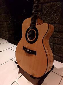 Irish Handmade Guitar