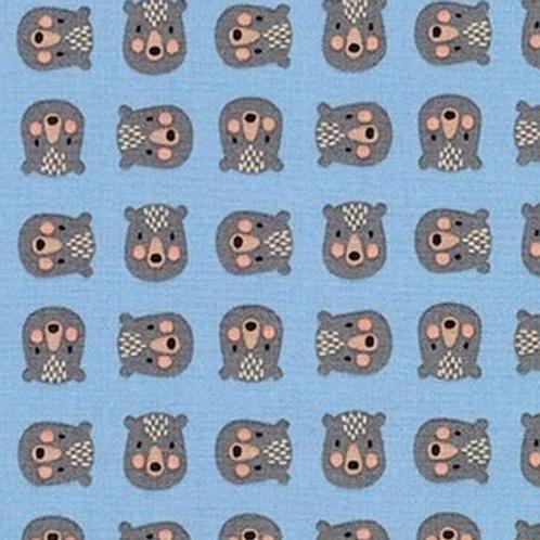 Robert Kaufmen - Andie's Minis - Bears (PER YARD)