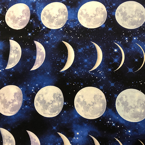 Timeless Treasures - Moon Phase