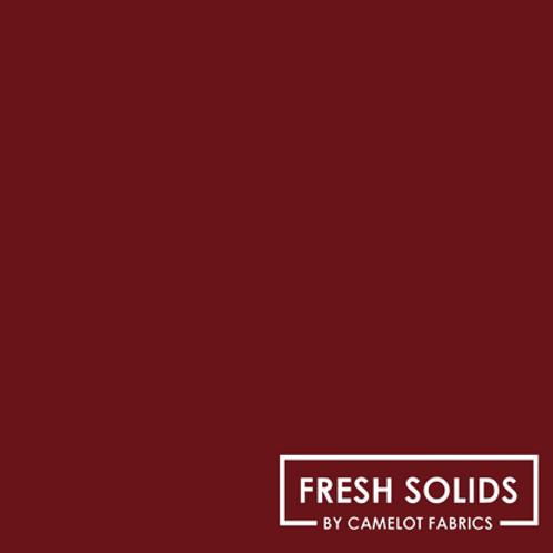 Camelot Fresh Solids - Crimson (096)