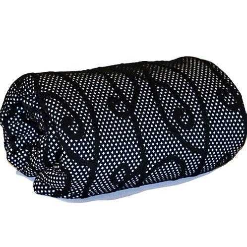 Vine Jacquard Knit