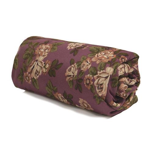 Mauve & Oat Vintage Rose Scuba