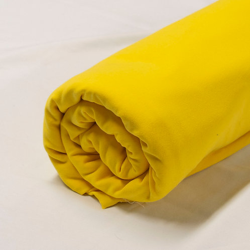 1/2 Metre Sunshine Cotton Lycra