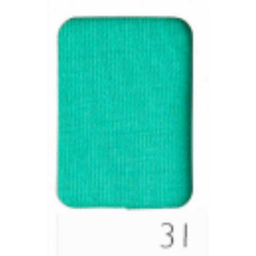 1/2 Metre Teal Cotton Lycra