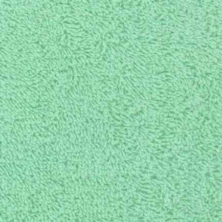 Mint - 100% Cotton Terry Toweling