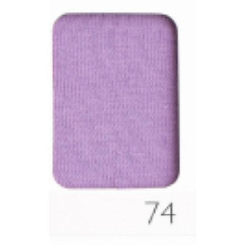 1/2 Metre Lavender Cotton Lycra