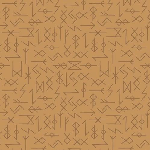 Lewis & Irene - Runes Ochre
