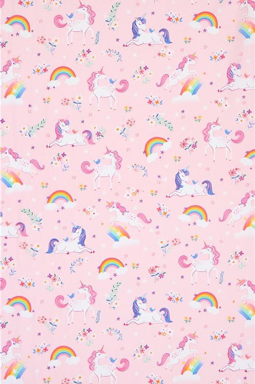 Robert Kaufman- Happy Little Unicorns