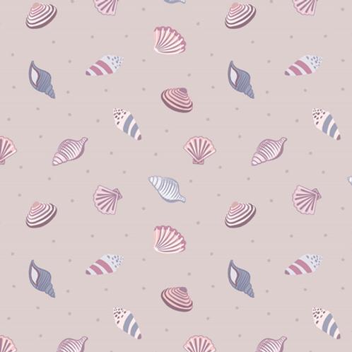 Lewis & Irene - Shells (Lilac)