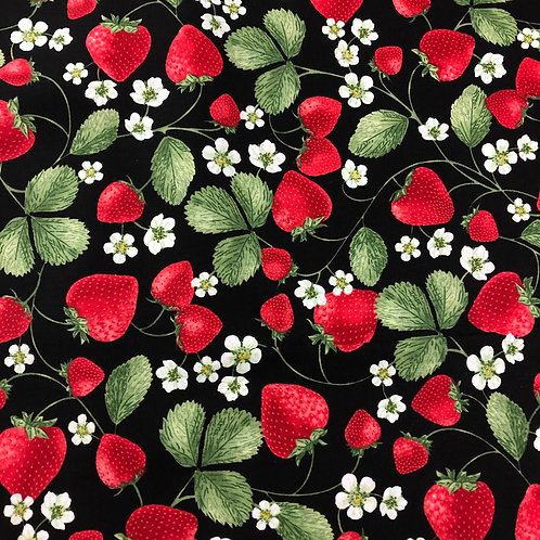 Timeless Treasures - Strawberries