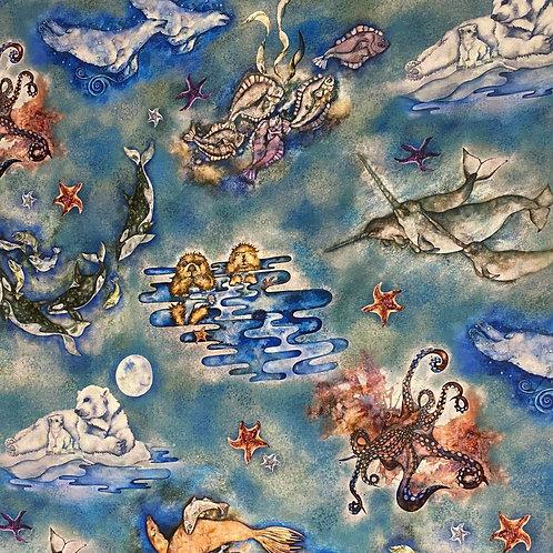 Robert Kaufmen - Wilderness Expressions Sea