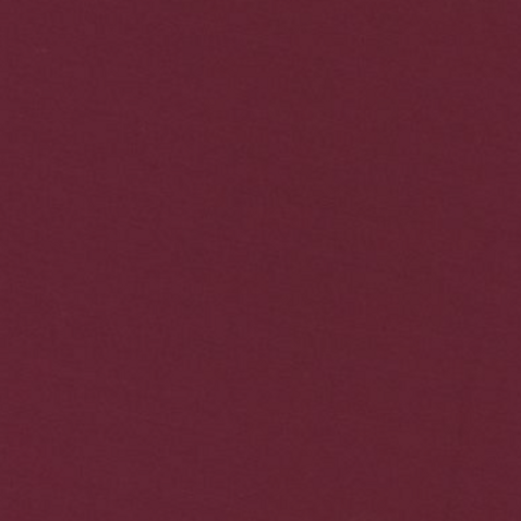 1/2 Metre Brushed French Terry Burgundy