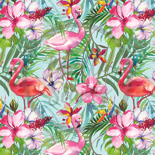 Tropical Flamingoes (A20-14)