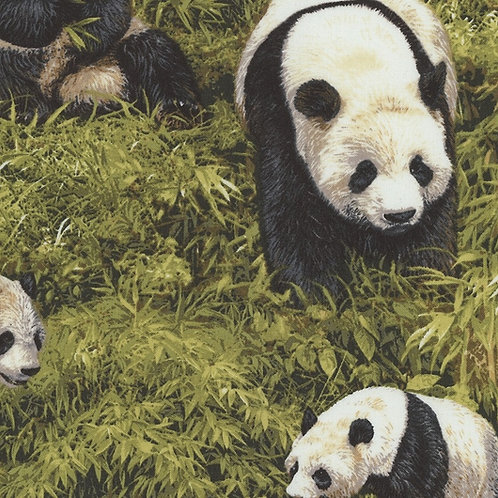 FabriQuilt - Panda
