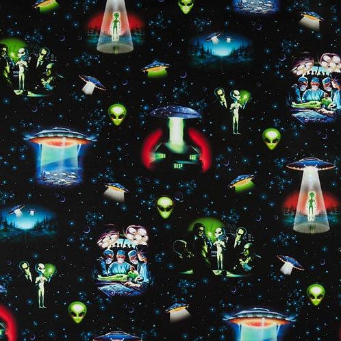 Robert Kaufman- Area 51 (Eerie)