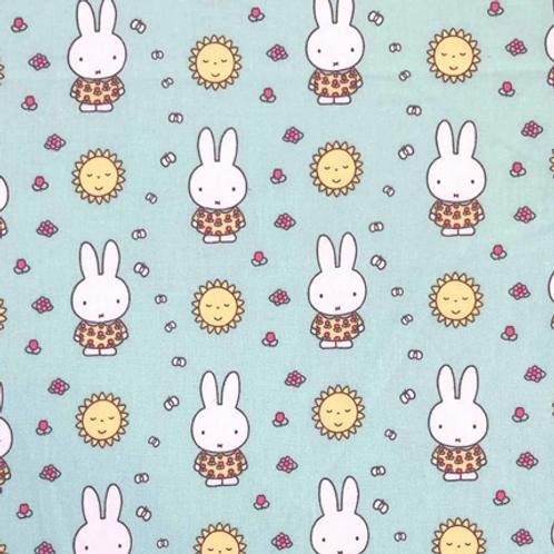 Craft Cotton Company - Miffy Sunshine