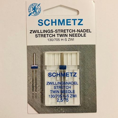 Schmetz Twin Stretch 2.5