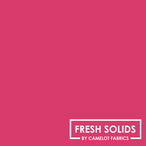 Camelot Fresh Solids - Bright Pink (010)