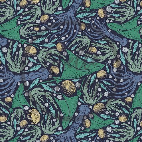 Stingrays [Deep Sea] (A20-9)