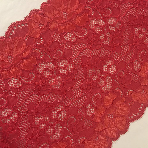"7.5""/19.5cm Phoenix Floral Stretch Galloon Lace"