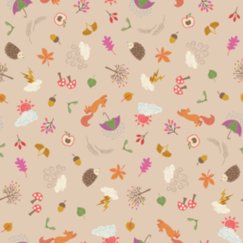 Lewis & Irene - Autumn - BISCUIT