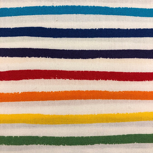 Robert Kaufmen - Rainbow Stripe