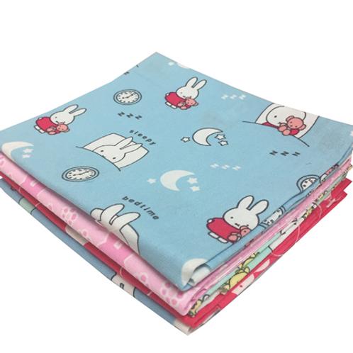 Miffy #1 - Fat Quarter Bundle (5)