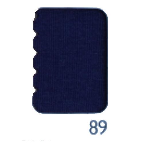 1/2 Metre Navy Cotton Lycra